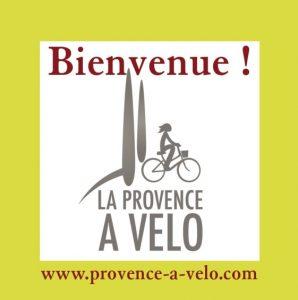 Logo Provence à vélo